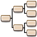 family tree export icon from gramps