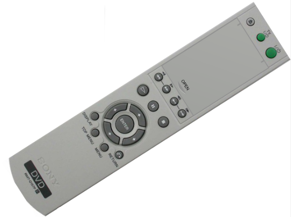 Hide features from remote control