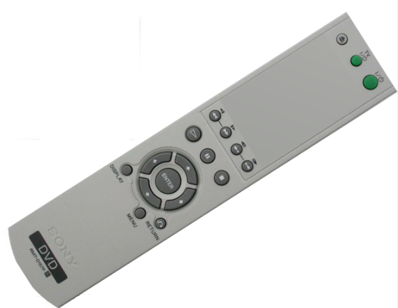 Remove features from remote control